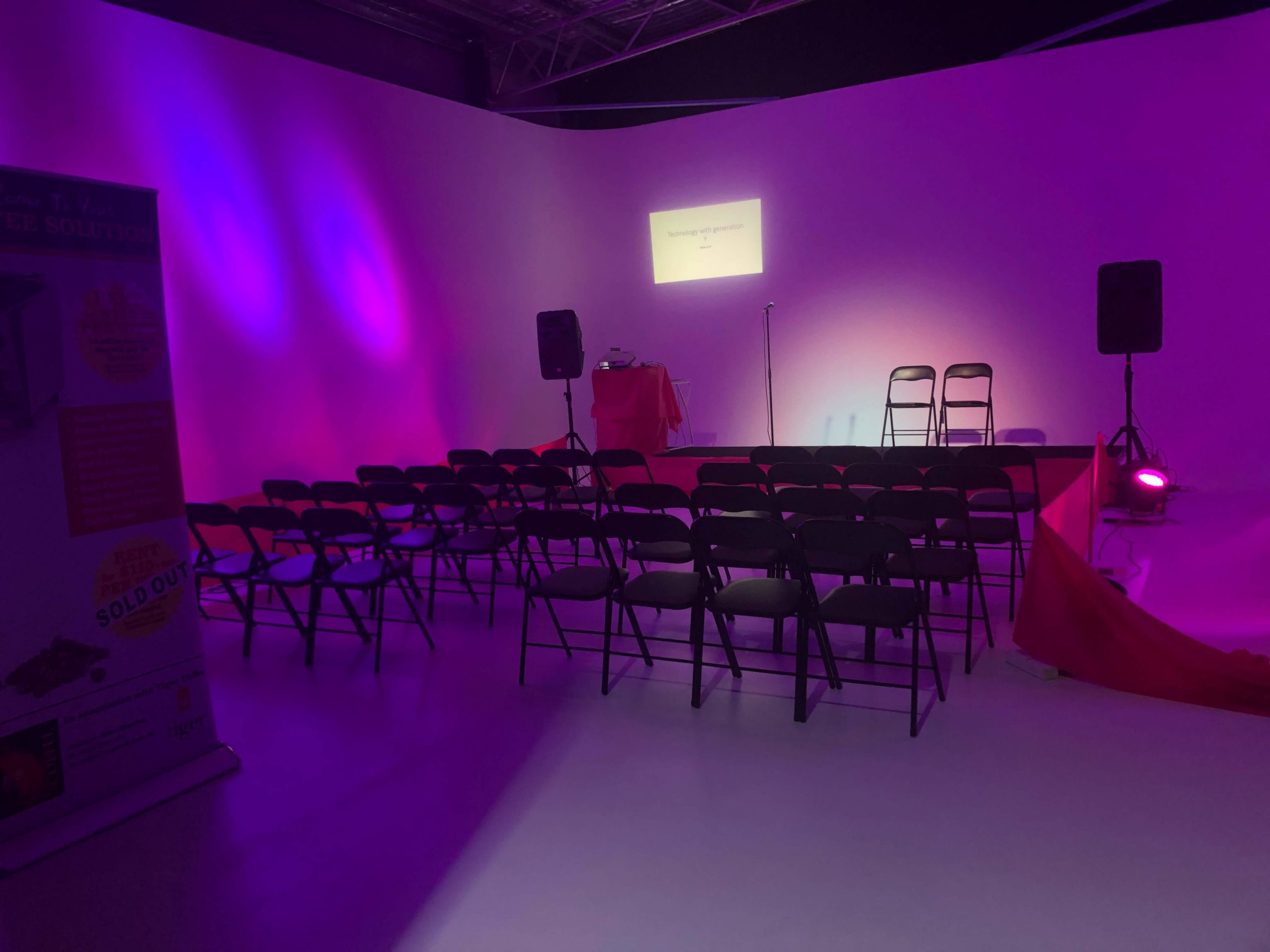 event space central coast